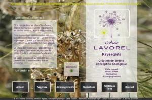 Anne Lavorel, paysagiste.
