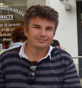 Philippe Floch, dirigeant de GazonZen