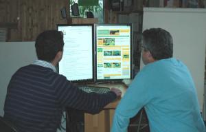Formation au référencement (SEO) pour le lancement d'un site e-commerce.